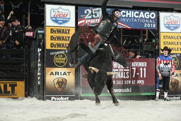 25th Pbr Unleash The Beast Preview Oklahoma City The