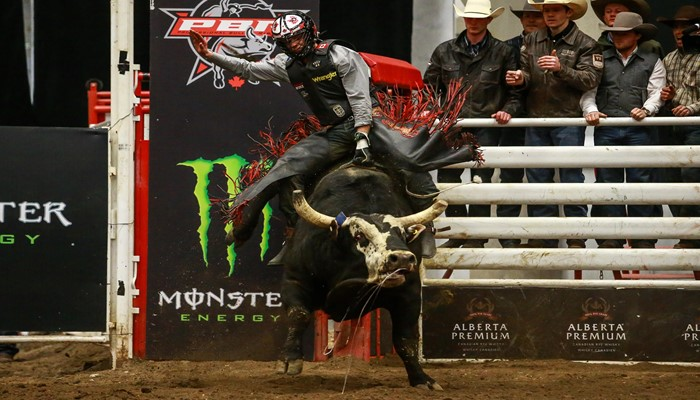 PBR Canada's Monster Energy Tour Expands Calgary Stop Set for March 22-23, 2019