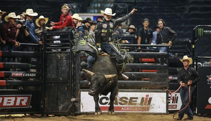 PBR Canada's Monster Energy Tour Returns to London on May 11