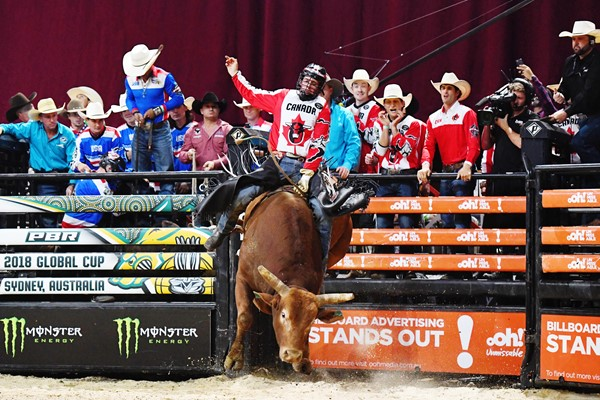 Parsonage Seeks First Pbr Canada Title On Heels Of