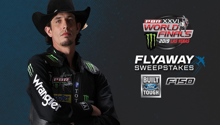 Ford PBR World Finals Flyaway Sweepstakes