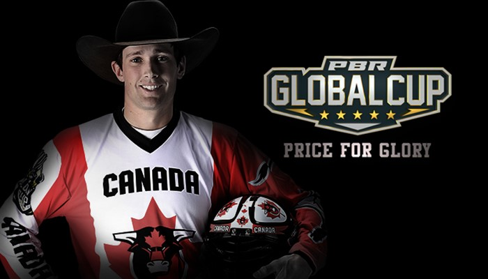 Follow Team Canada on PBR's Docu-Series Price for Glory