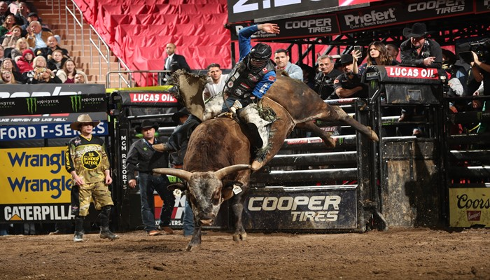 Dakota Buttar Leads Canadians with Eighth Place Finish at 2020 Season-Launch PBR Unleash The Beast Major in New York City